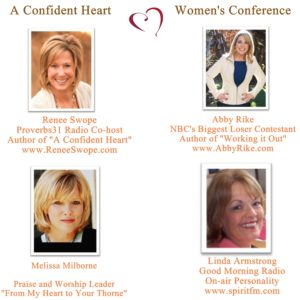 Confident Heart Conf Speakers_WV 2011