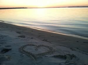 Heart&Sunset