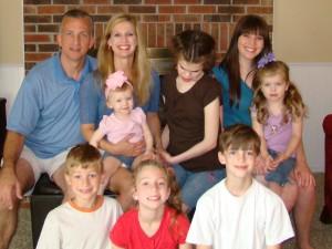 Rachel Wojo & Family