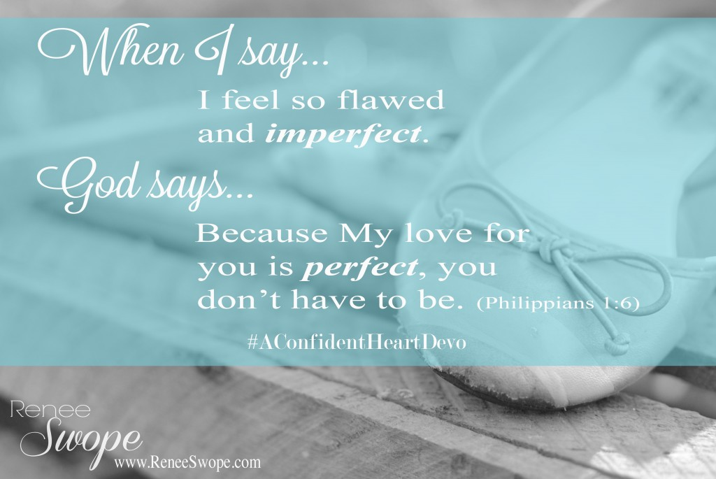 You'll Never Be Perfect {and that's a good thing} | Renee ...