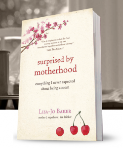 SurprisedByMotherhood Bookcover
