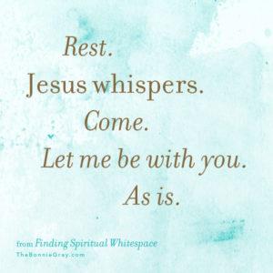 Jesuswhispers
