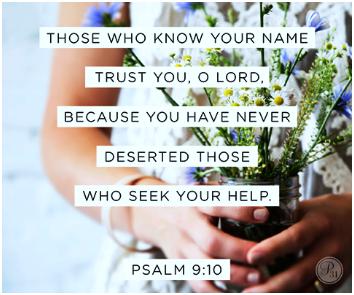 Psalm9.10